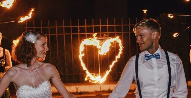 Evi und Basti Hochzeit